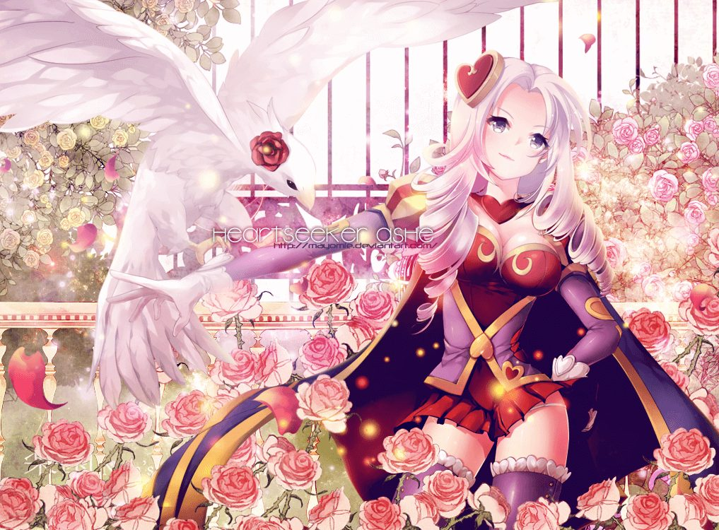 heartseeker ashe lovely