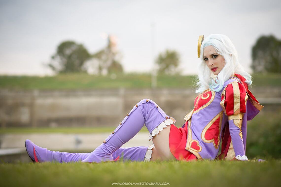 heartseeker ashe outdoor pics