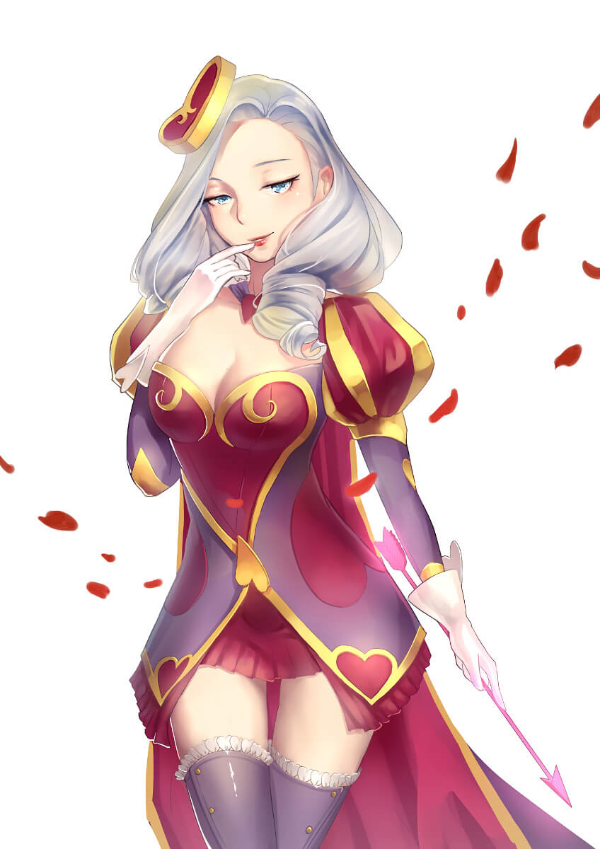 heartseeker ashe sad