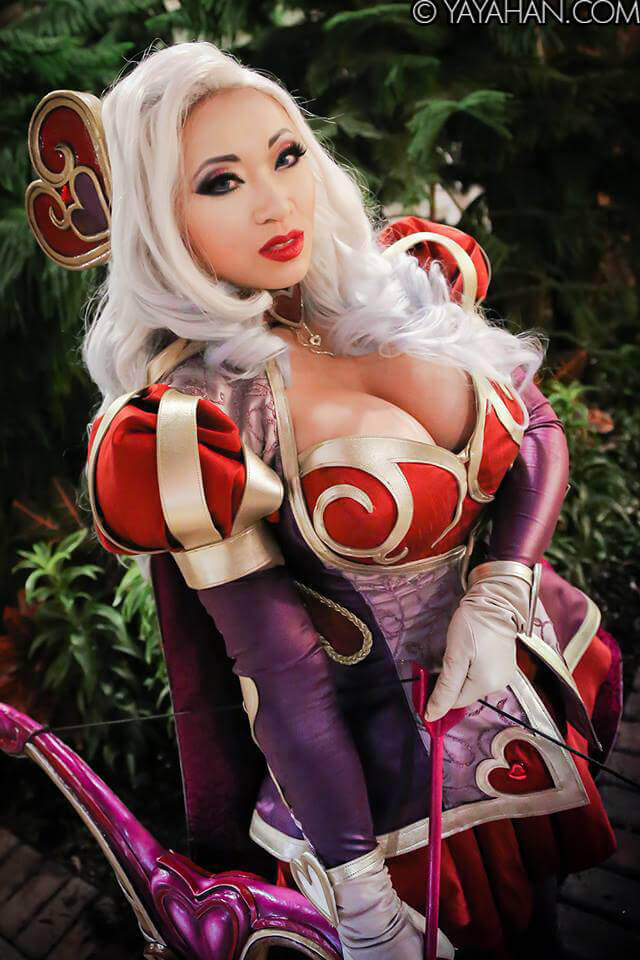 heartseeker ashe too hot pics