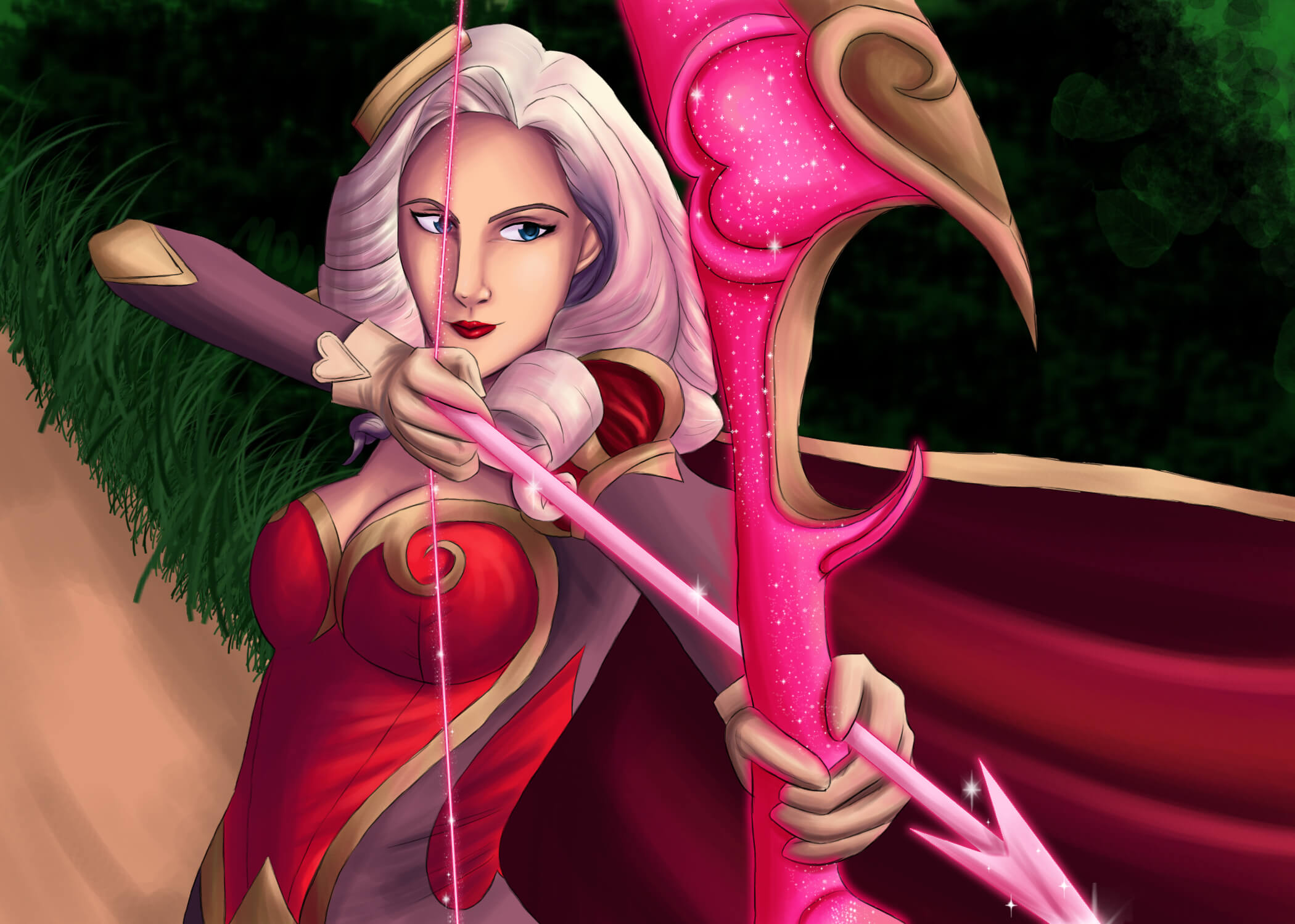 heartseeker ashe wow