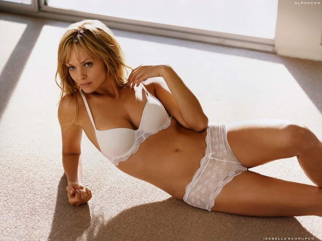 49 Hot Pictures Of Izabella Scorupco Which Will Make You