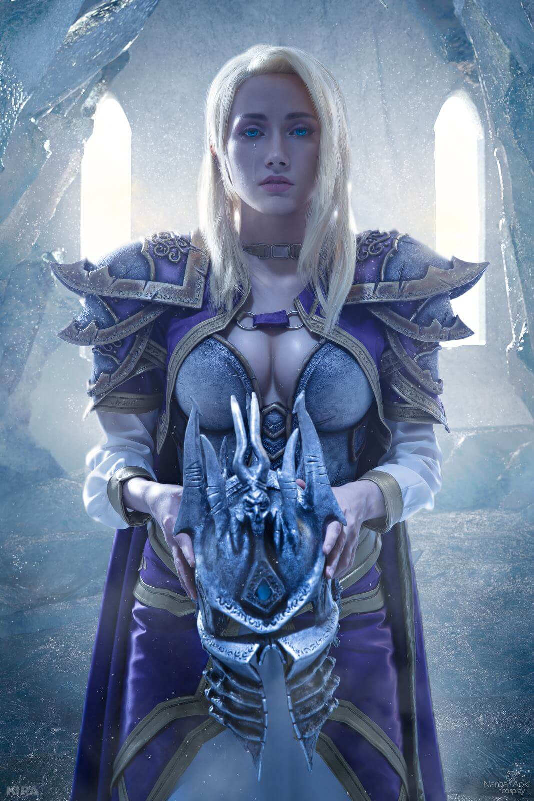 jaina cosplay wow