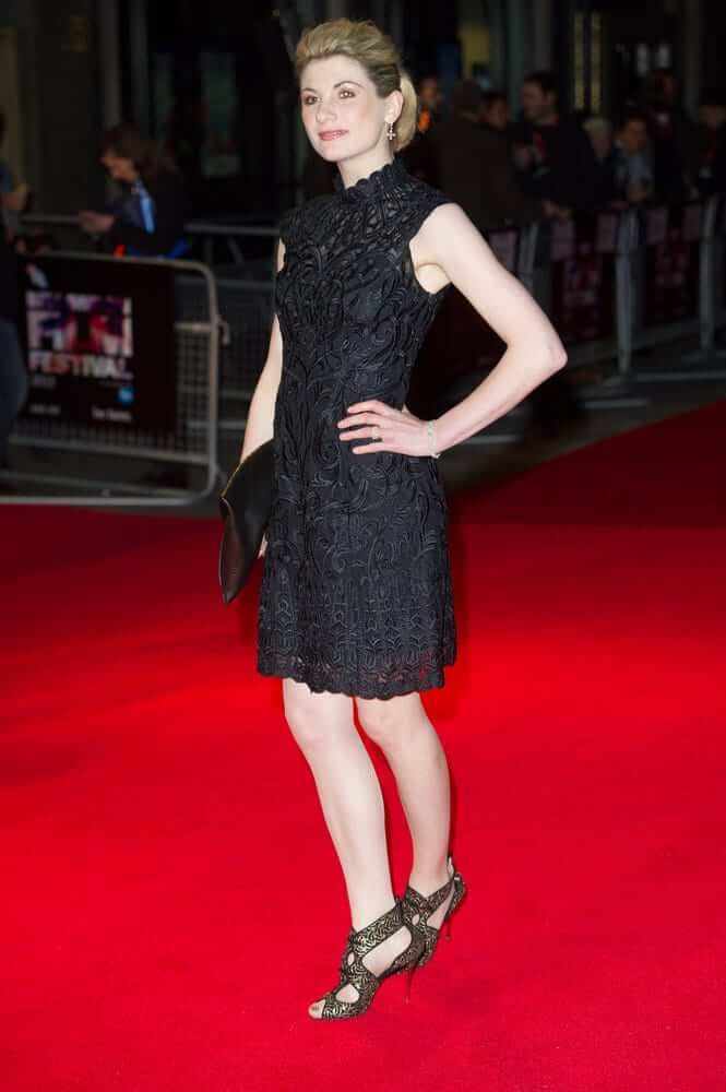 60+ Hot Pictures Of Jodie Whittaker - 13th Doctor Who