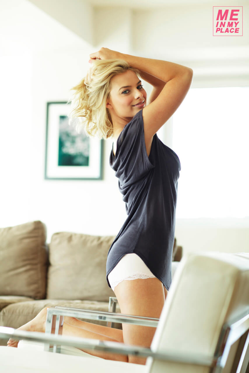 margot robbie sexy side pics