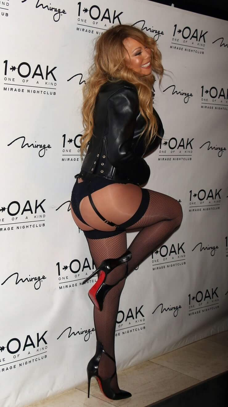 mariah carey ass photo