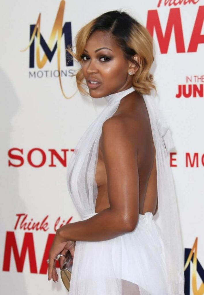 Meagan good booty naked