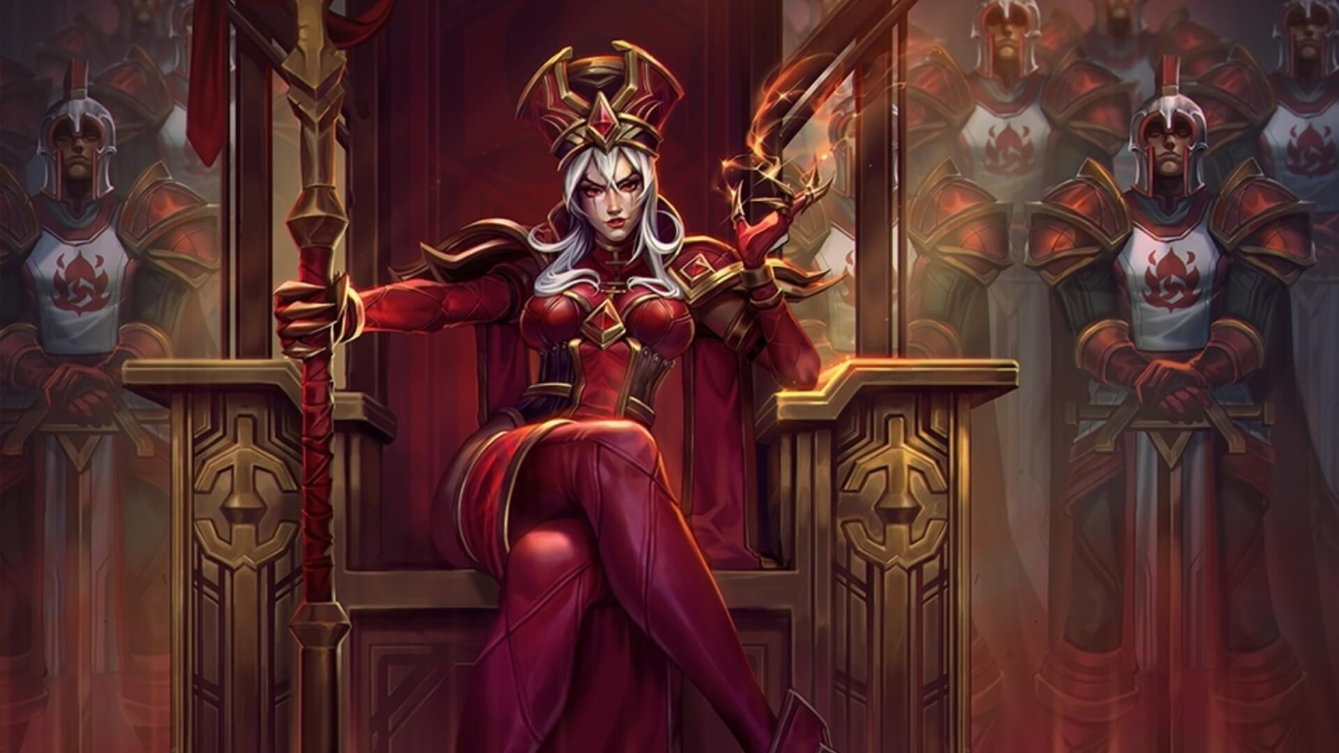 sally whitemane awesome