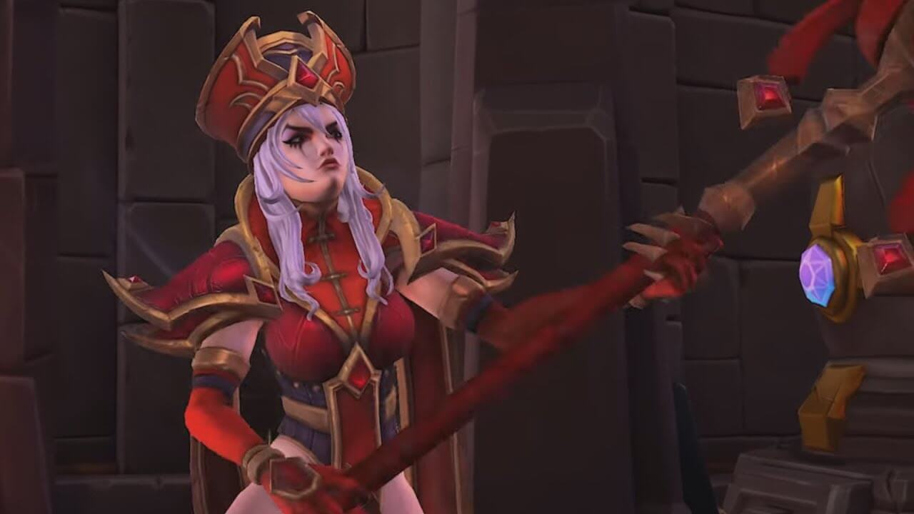sally whitemane sad pics