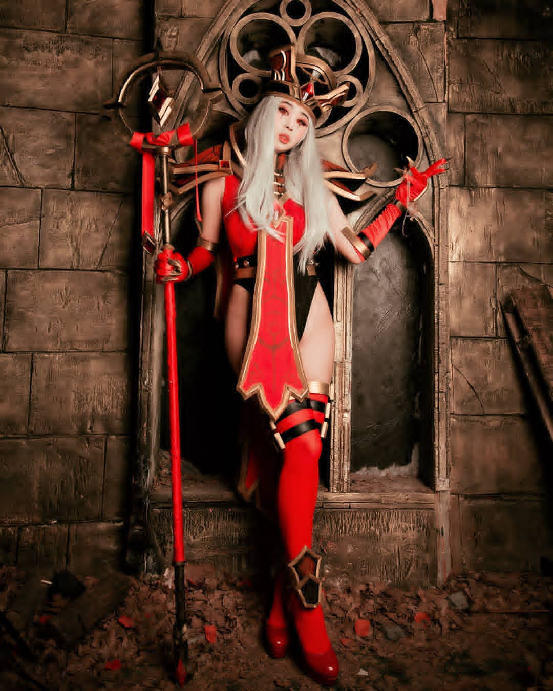 sally whitemane so sad