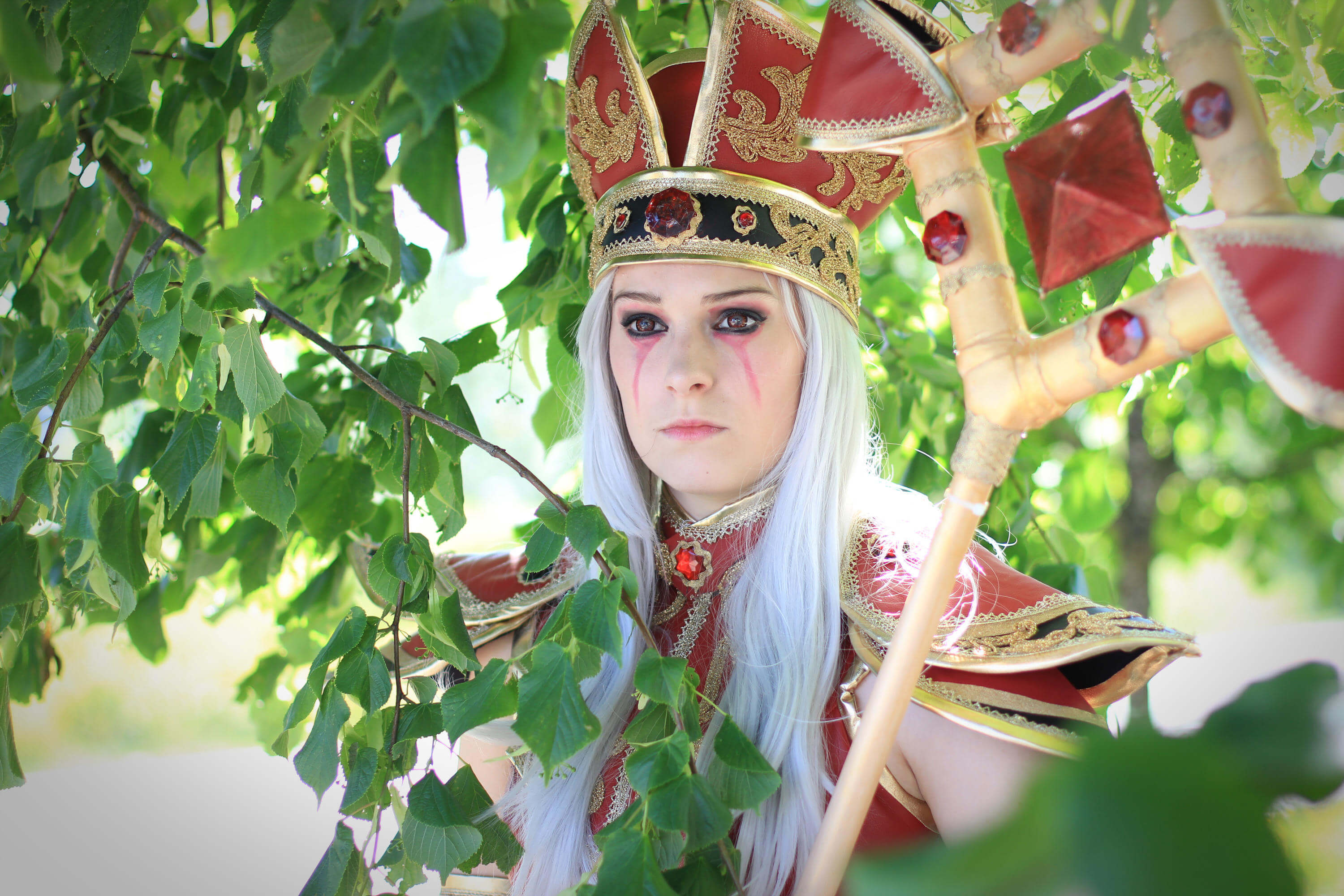 sally whitemane superb