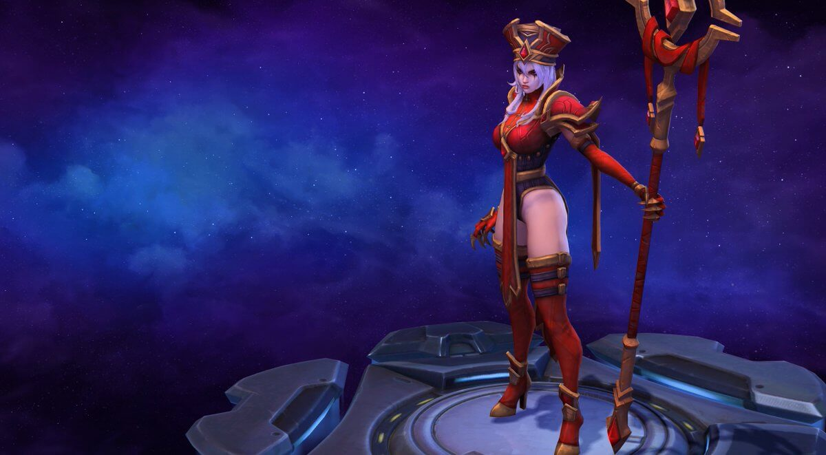 sally whitemane thighs photo