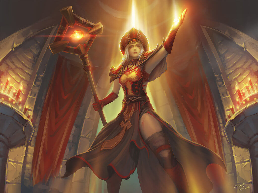 sally whitemane wow