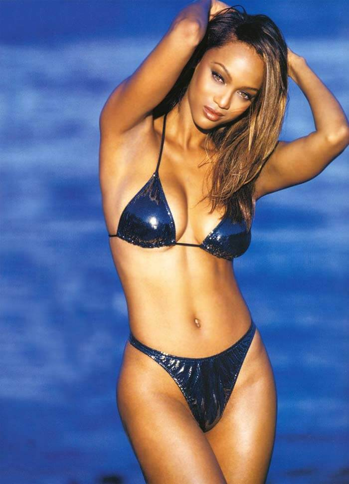 tyra banks looking sexy