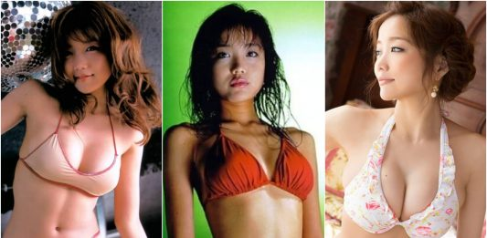 31 Hot Pictures Of Eriko Sato Are Just Too Damn Delicious
