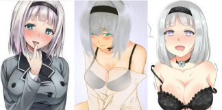 36 Hot Pictures Of Anna Nishikinomiya From Shimoneta Will Make You Her Most Loyal Follower