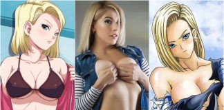 49 Hot Pictures Of Android 18 From Dragon Ball Z Will Prove She Is The Sexiest Android Dr.Gero
