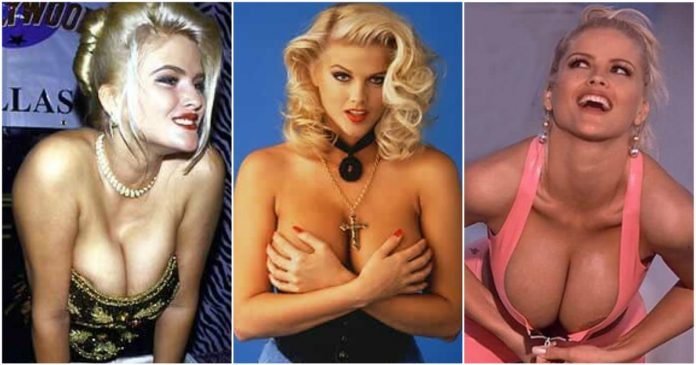 49 Hot Pictures Of Anna Nicole Smith Which Will Make Your Mouth Water