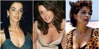49 Hot Pictures Of Annabella Sciorra Are So Damn Sexy That We Don't Deserve Her