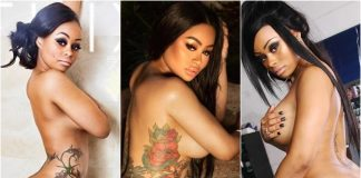 49 Hot Pictures Of Blac Chyna Will Melt Ya!
