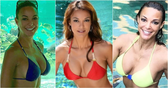 49 Hot Pictures Of Eva LaRue Which Will Make You Want Her