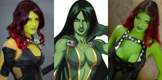 49 Hot Pictures Of Gamora Are Heaven On Earth