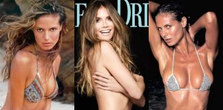 49 Hot Pictures Of Heidi Klum Which Will Make You Crazy About Her