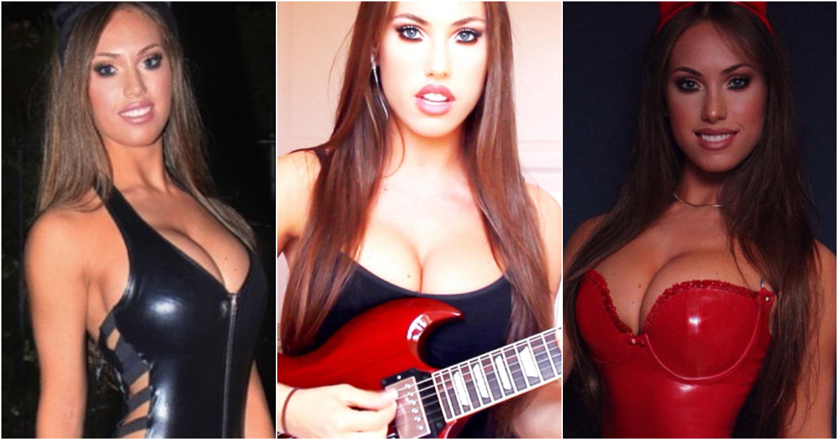 15 Hot Pictures Of Jess Greenberg Which Will Make Your Day