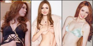 49 Hot Pictures Of Karen Gillan Which Will Win Your Hearts
