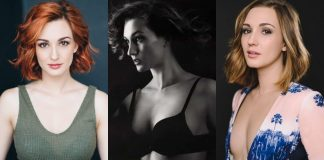 49 Hot Pictures Of Katherine Barrell Will Bring Big Grin On Your Face