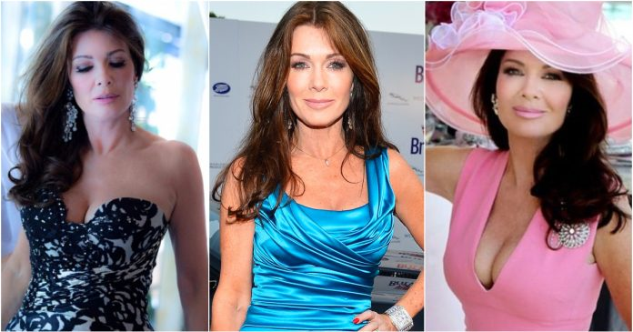 49 Hot Pictures Of Lisa Vanderpump Which Expose Her Curvy Body