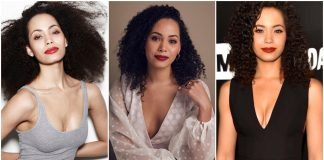 49 Hot Pictures Of Madeleine Mantock That Are Simply Gorgeous