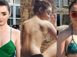 49 Hot Pictures Of Maisie Williams Which Will Make You Fall In Love With Her Sexy Body