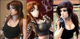 49 Hot Pictures Of Revy From Black Lagoon Will Rock Your World With Her Curvy Body