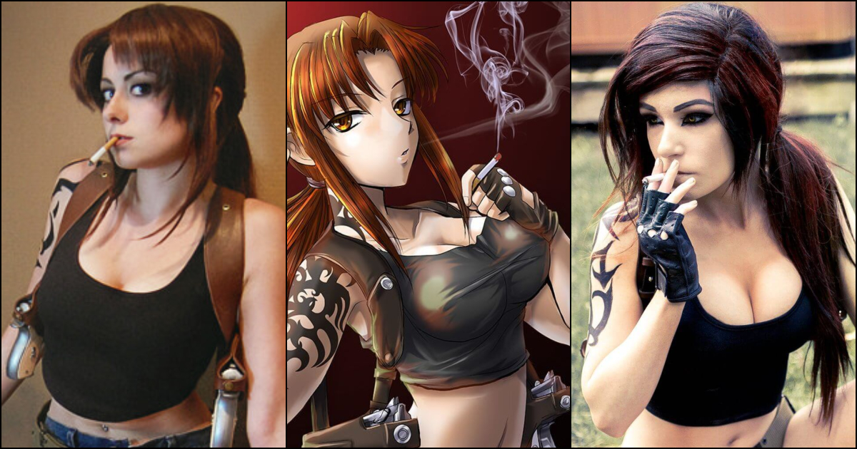 49 Hot Pictures Of Revy From Black Lagoon Will Rock Your ...