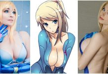49 Hot Pictures Of Samus Which Will Make You Fantasize Her