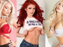 49 Hot Pictures Of Scarlett Bordeaux Expose Her Body's True Beauty To The World