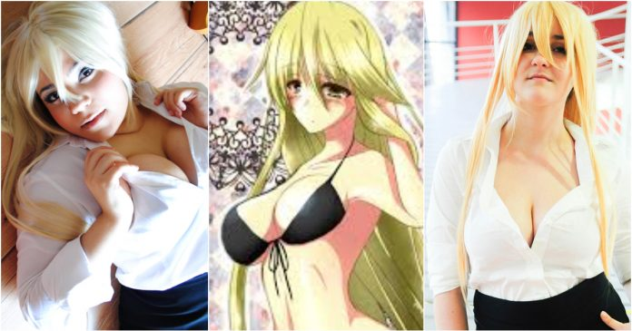 49 Hot Pictures Of Shizuka Marikawa From The Anime Highschool Of The Dead Will Make You Stare The Monitor For Hours