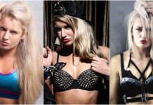 49 Hot Pictures Of Toni Storm Which Will Keep You Up At Nights
