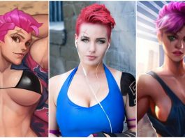 49 Hot Pictures Of Zarya From Overwatch Are Brilliantly Sexy
