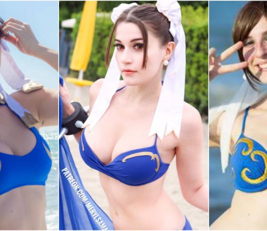 49 Hottest Chun Li Bikini Pictures Will Make You Fantasize Her