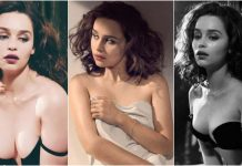 49 Hottest Emilia Clarke Bikini Pictures Will Make You Want To Play With Her
