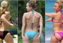49 Hottest Hayden Panettiere Big Butt Pictures Which Will Make You Fall For Her