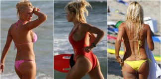 49 Hottest Pamela Anderson Big Butt Pictures Are Heaven On Earth
