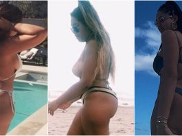 49 Hottest Pictures of Jordyn Woods's Curvy Butt Will Make You Think Dirty Thoughts (2)