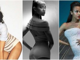 49 Hottest Zoe Saldana Big Butt Pictures Are Truly Epic