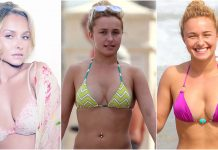 49 Sexy Hayden Panettiere Boobs Pictures That Will Make Your Day A Win