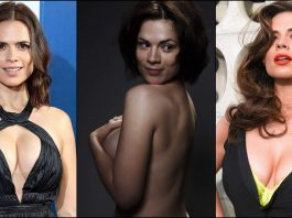 49 Sexy Hayley Atwell Boobs Pictures Will Bring A Big Smile On Your Face