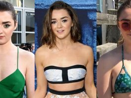 49 Sexy Maisie Williams Boobs Pictures Which Will Get You All Sweating