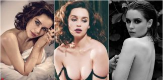 49 Sexy Pictures Of Emilia Clarke Which Will Make You Want To Jump Into Bed With Her